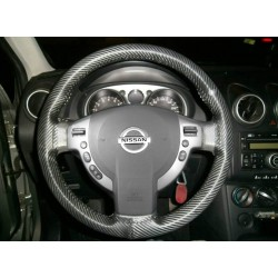 Steering wheel cover - Tailored Carbon